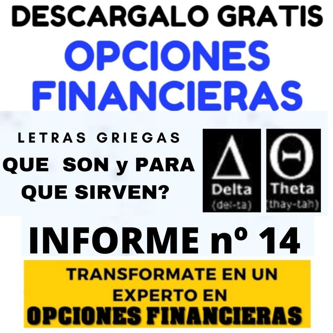 Opciones Financieras
